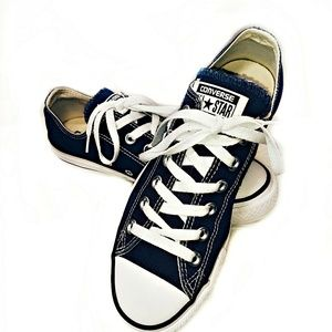 Converse Chuck Taylor Low Rise Basketball Sneakers